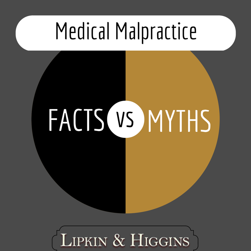 Facts vs. Myths: Medical Malpractice