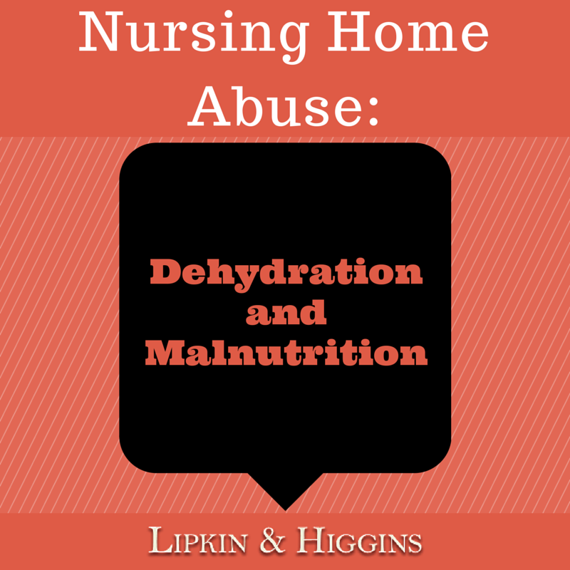 Nursing Home Abuse: Dehydration & Malnutrition
